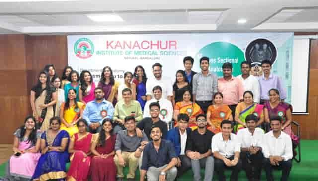 Kanachur Institute Of Medical Sciences - Hospitals - Book