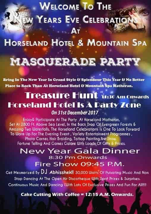 Horseland Hotel & Mountain Spa, Near Railway Station