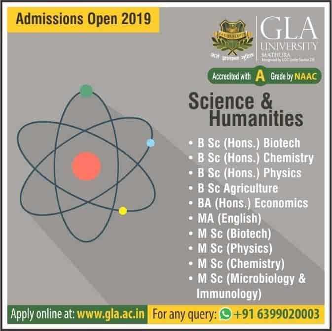 GLA University - GLA Institute Of Technology & Management