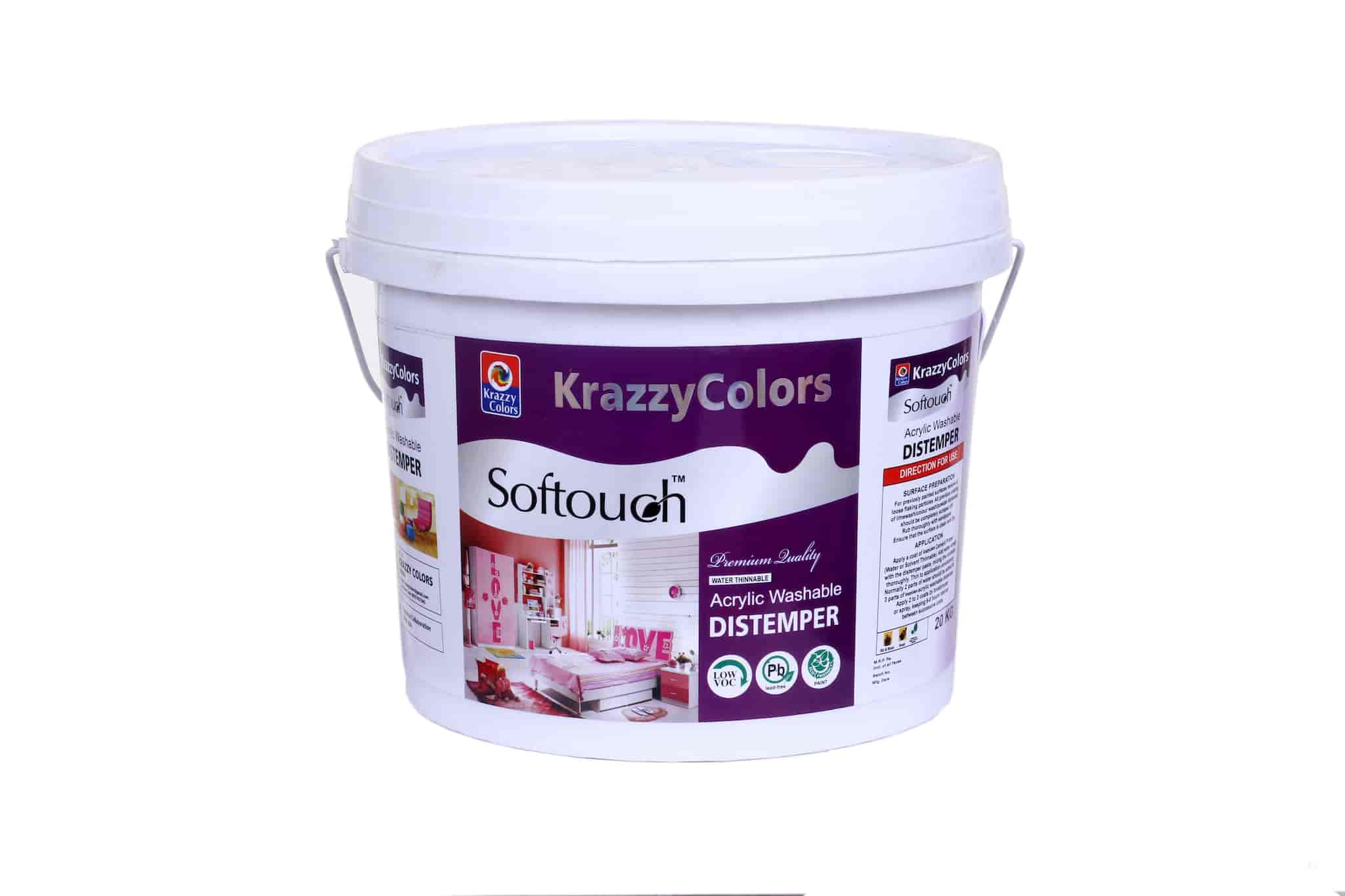 KRAZZY COLORS - Paint Manufacturers in Mathura - Justdial