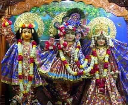 Sri Keshavji Gaudiya Math, Mathura Ho - Tourist Attraction