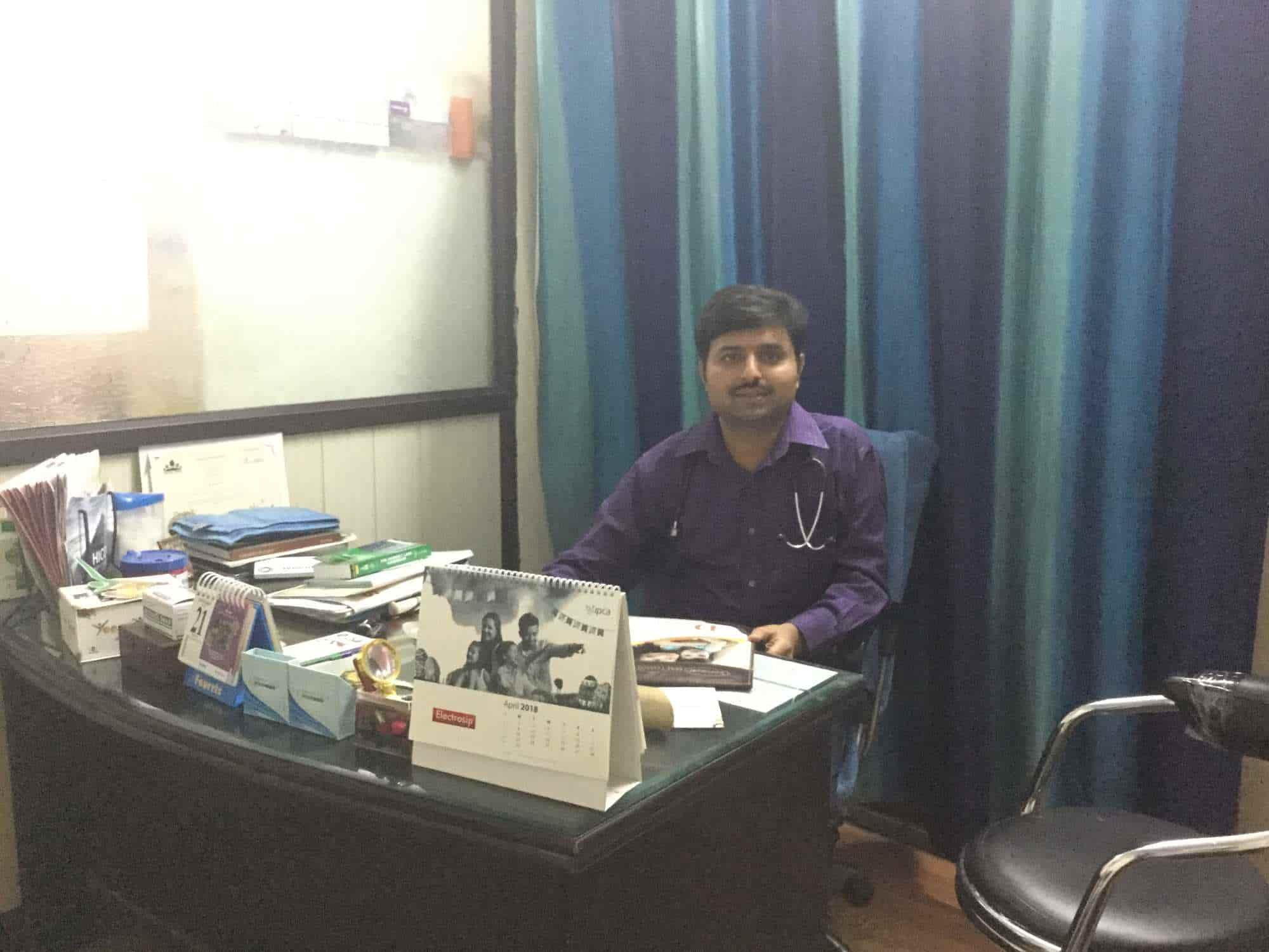 Dr Gagan Agrawal - Hospitals - Book Appointment Online
