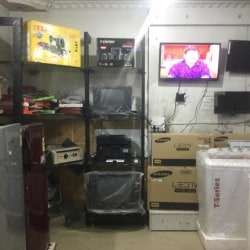 Inside View Shri Ram Electronics Photos Rithani Meerut Electronic Goods Showrooms