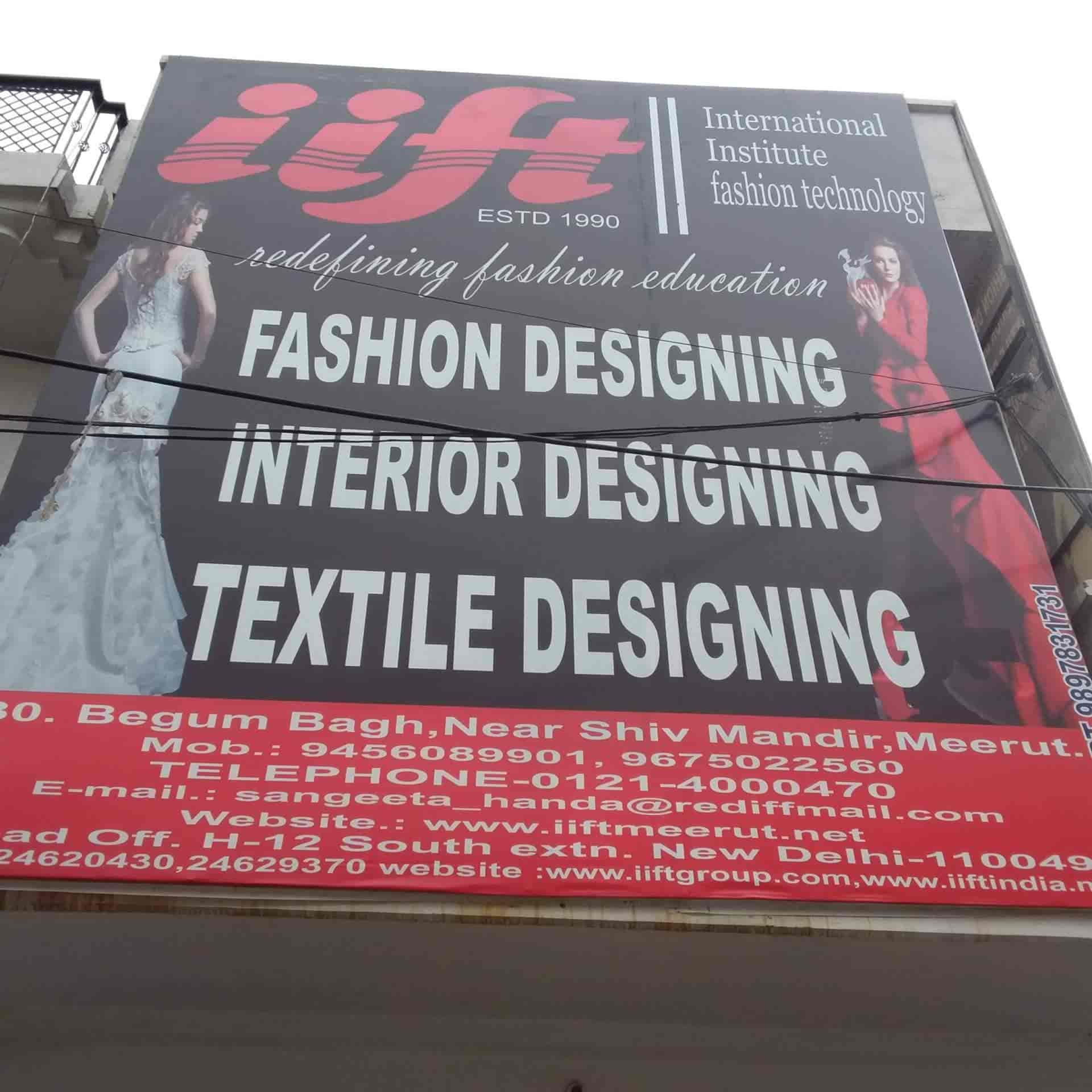 International Institute Of Fashion Technology Iift Begum Bagh Fashion Designing Institutes In Meerut Justdial