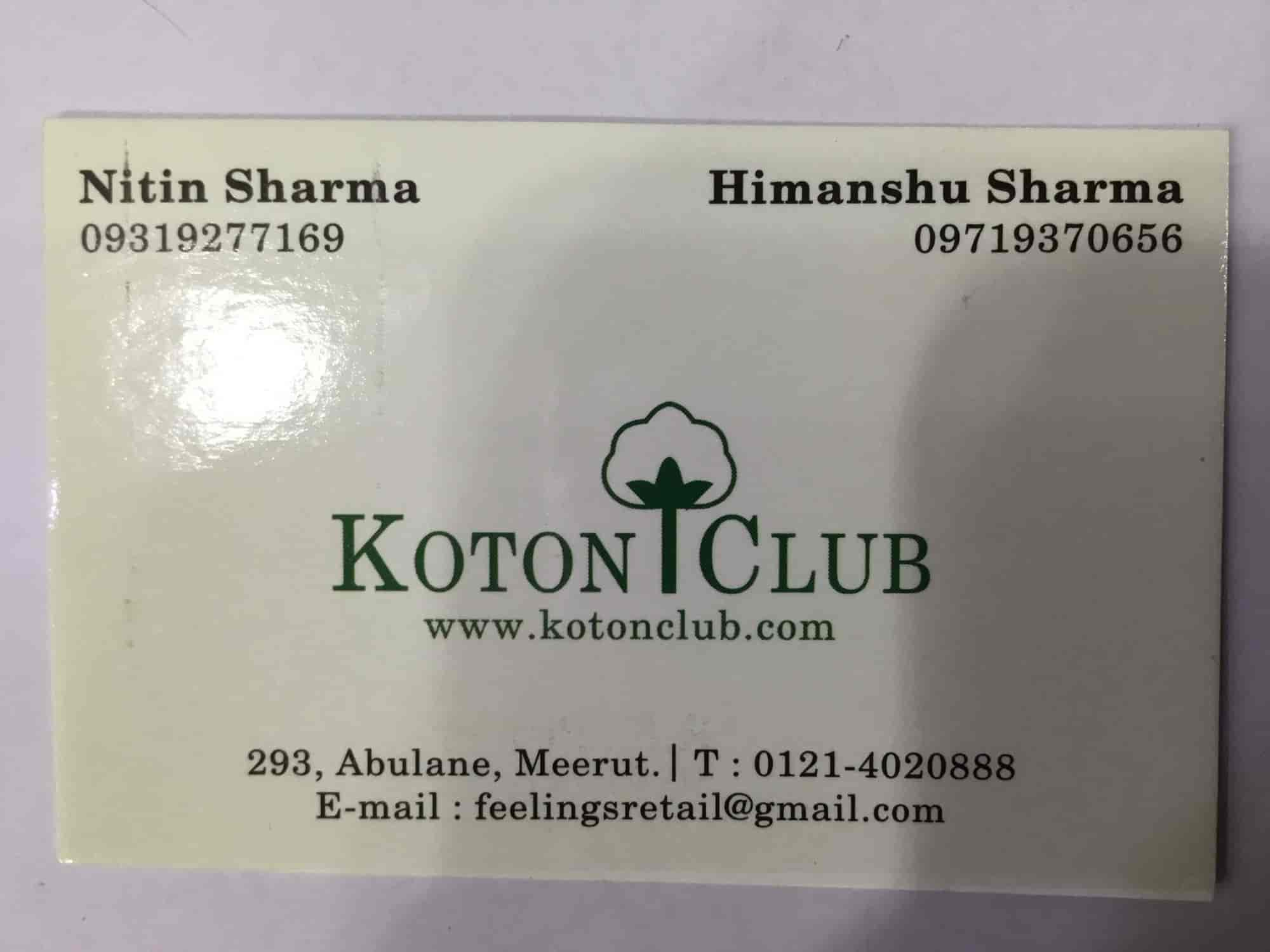 Koton Club Photos Abulane Meerut Pictures Images Gallery Justdial