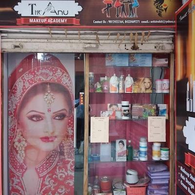 The Anu Makeup Academy, Shastri Nagar - Beauty Parlours in Meerut - Justdial