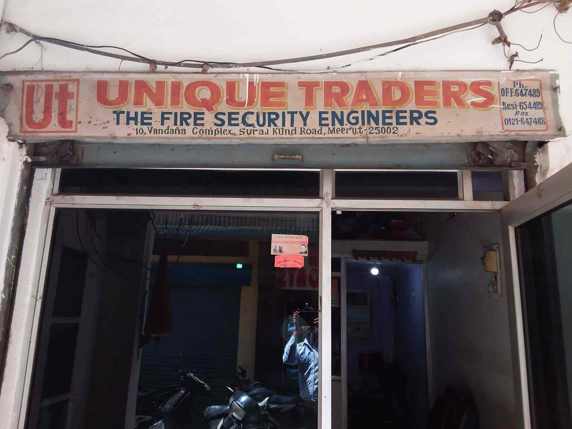 Unique Traders, Meerut City - Fire Fighting Equipment Supplier in