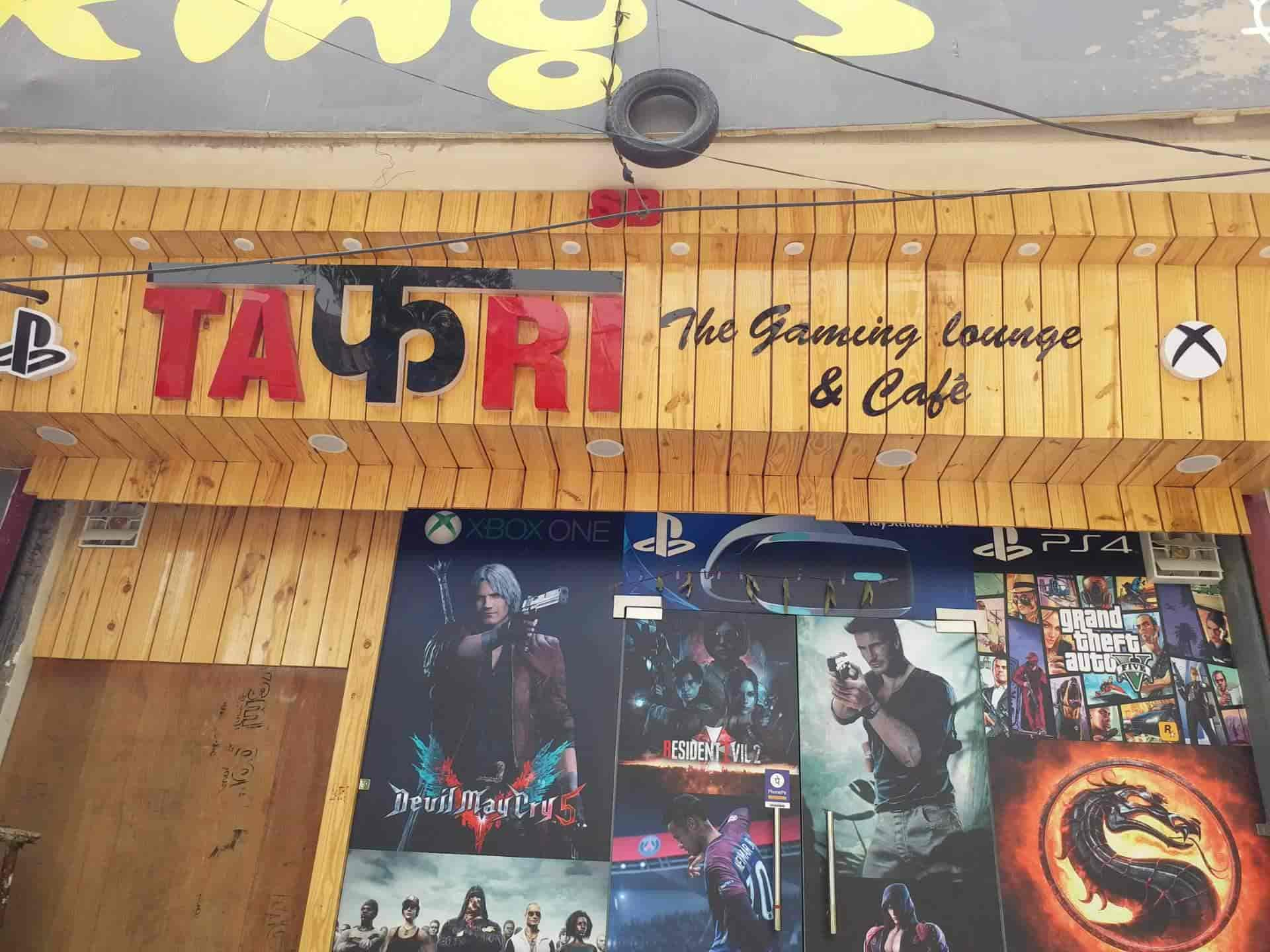 Tafri The Gaming Lounge Cafe Photos, New Mohanpuri, Meerut- Pictures