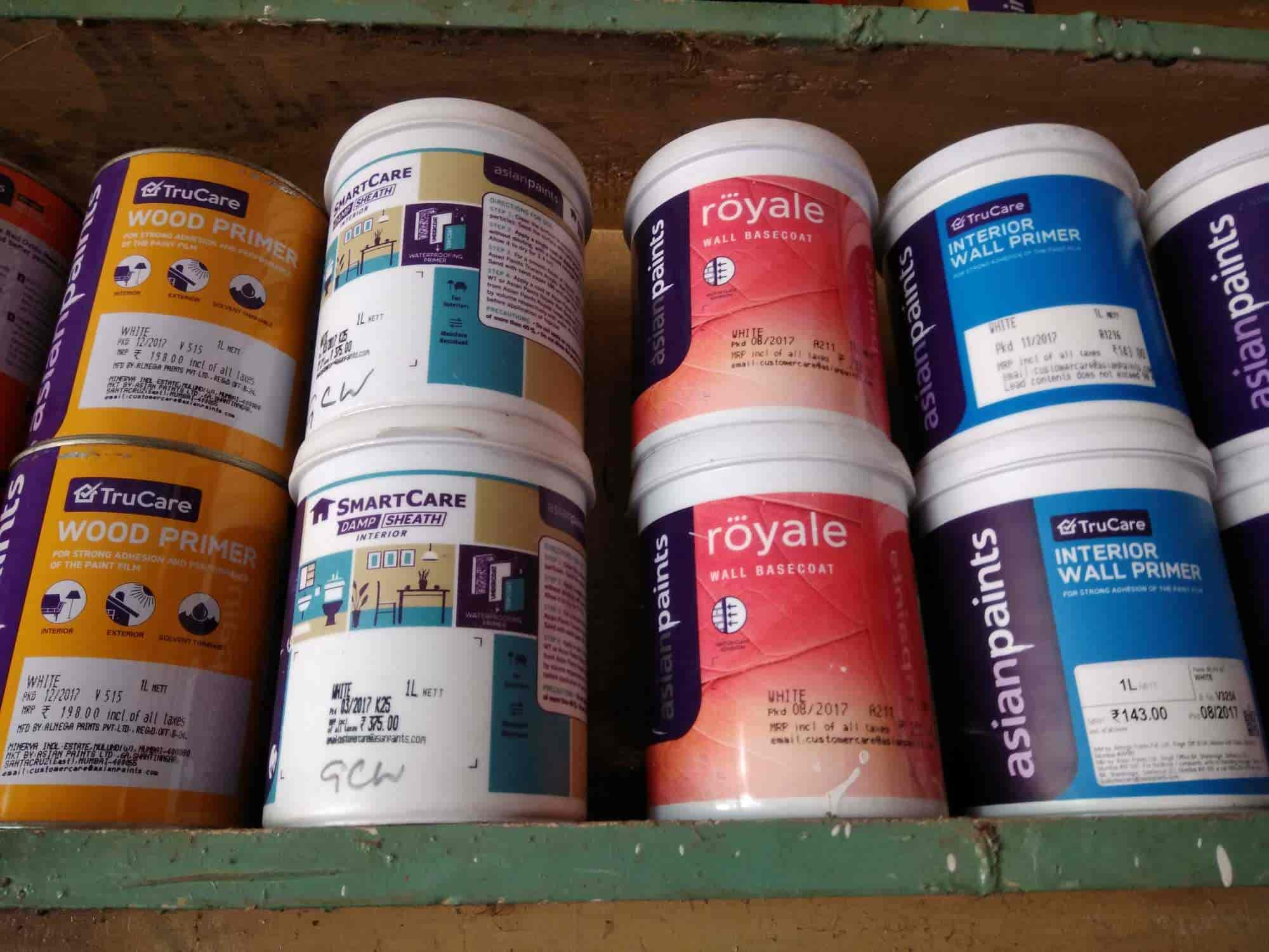 Image of: Guchait Colour World Exterior Paint Dealers Asian Paints In Midnapore Justdial