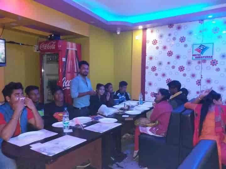 Hotel Annapurna Multichoice Family Restaurant, Near LIC More