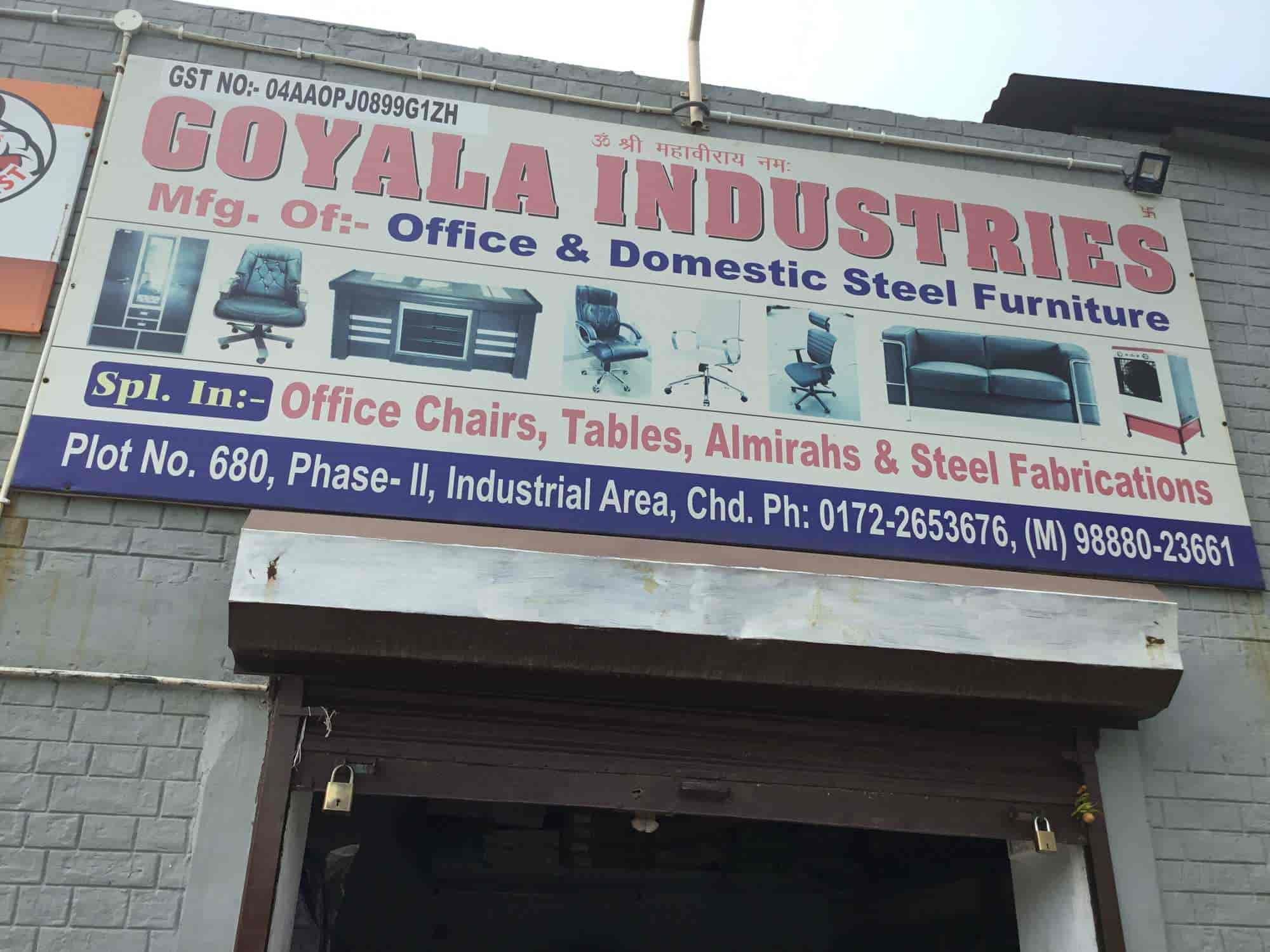 Goyala Industries, Industrial Area Phase 2 - Furniture