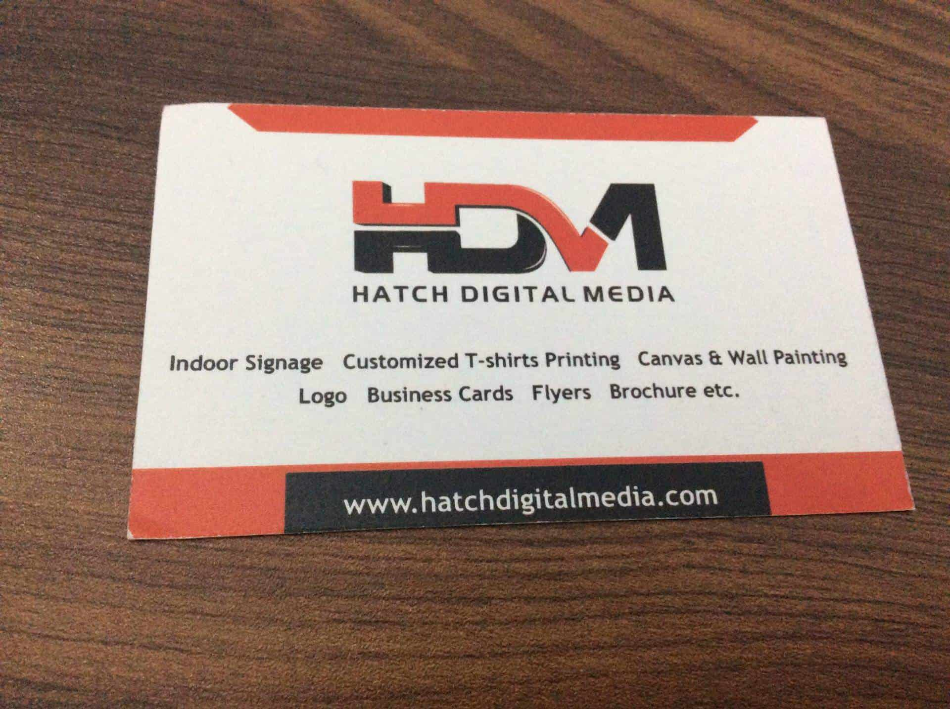 83e67123f Hatch Digital Media, Kharar - T Shirt Printers in Mohali, Chandigarh -  Justdial
