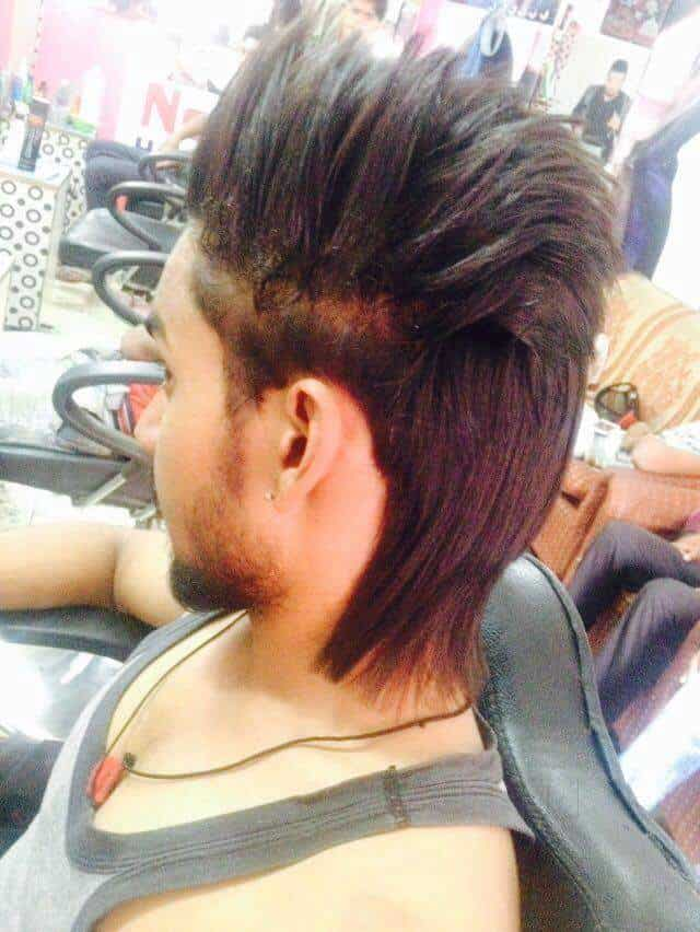 New Plaza Hair Cutting Saloon Photos Balongi Chandigarh Pictures