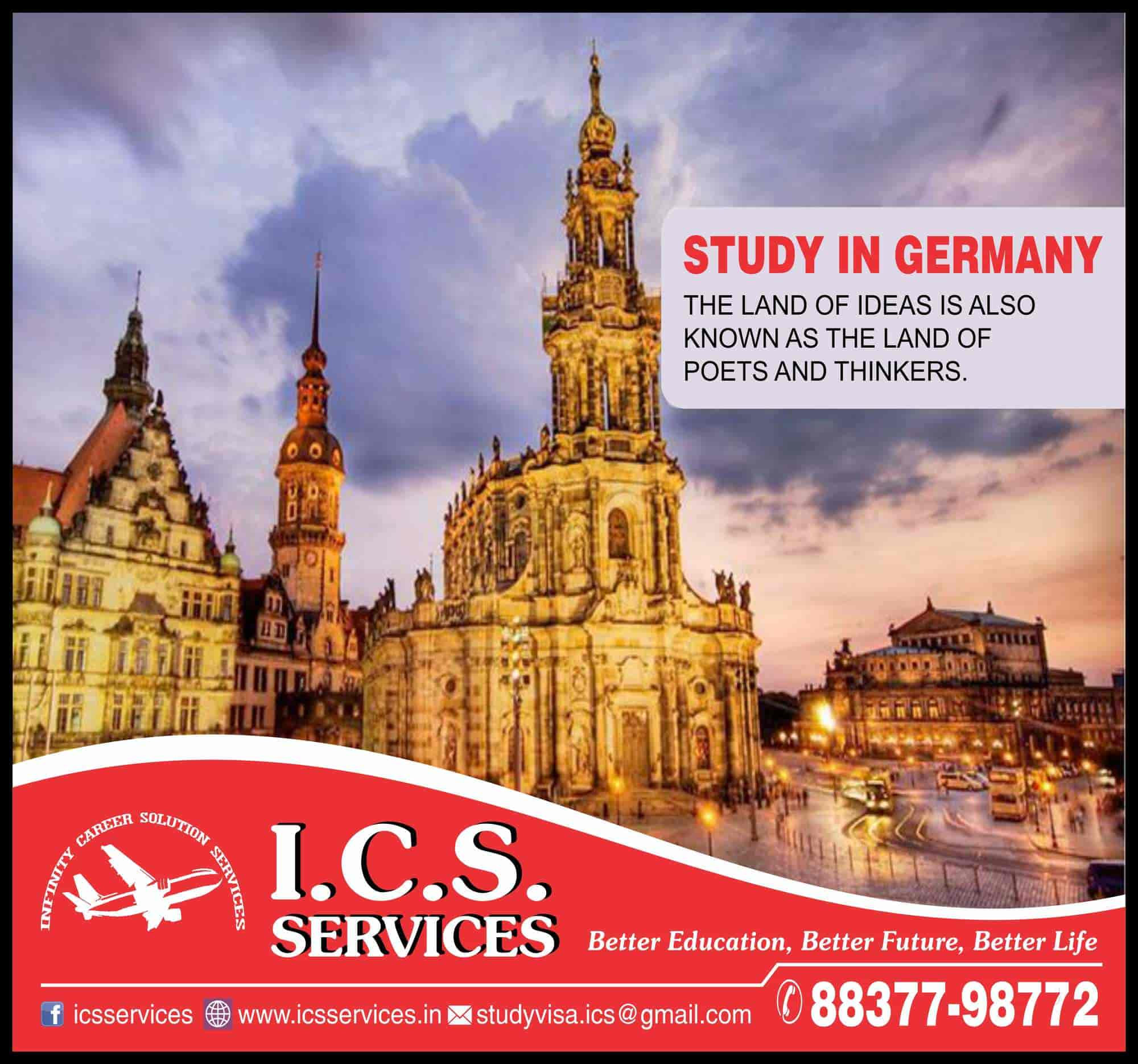 Learn German Ics Services, Sas Nagar - Language Classes For