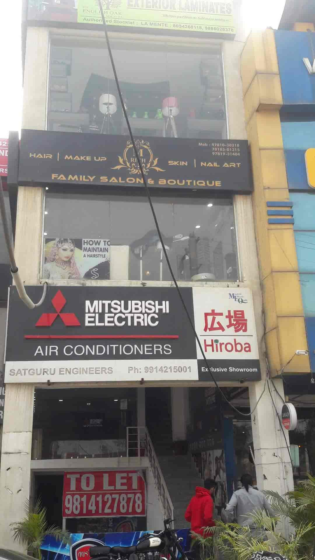 M Rich Family Salon And Boutique, Kharar - Salons in Mohali