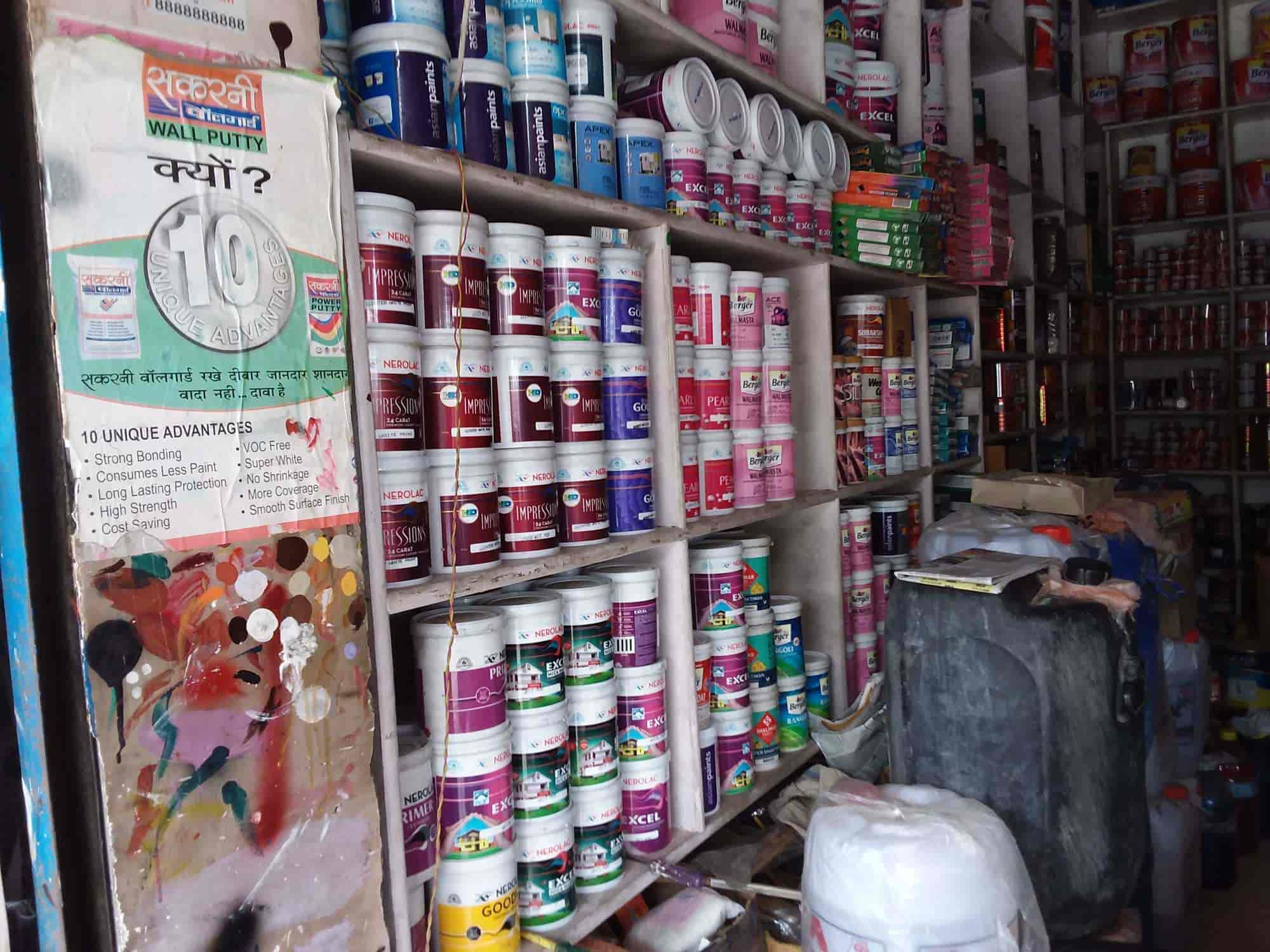 Singh Paints Store, Moradabad HO - Paint Dealers in