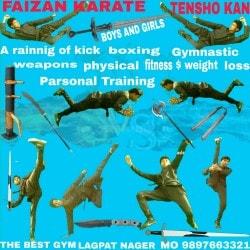 Faizan Martial Art Class, Budh Bazar - Martial Art Training Centres