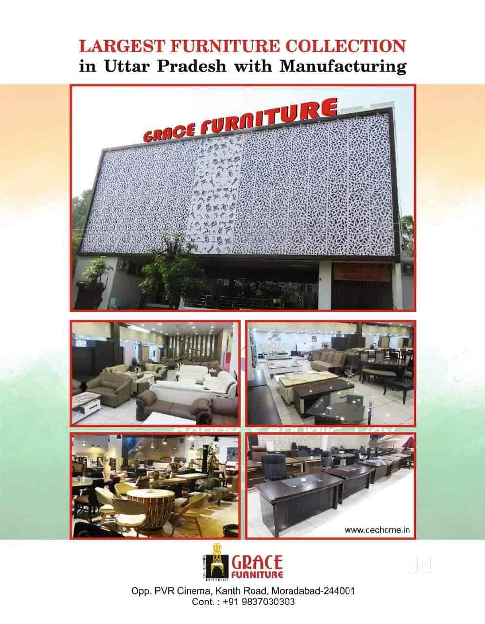 Grace Furniture, Moradabad Ho - Furniture Dealers in