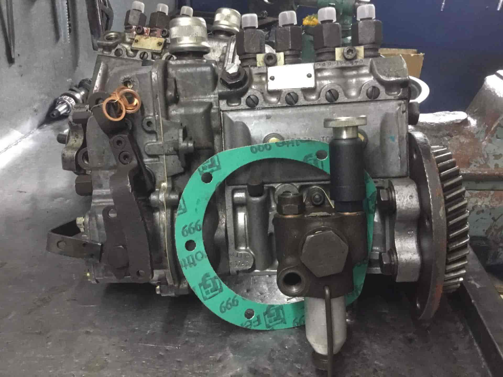 Mahalaxmi Diesel Pump Service, Timbdi Patiya - Diesel Pump