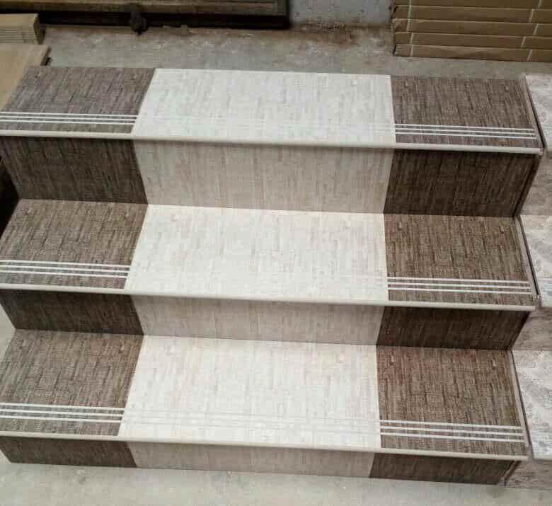 ... Stair Tile   SANVI STEP RISER TILE (stair Tile) Photos, ...