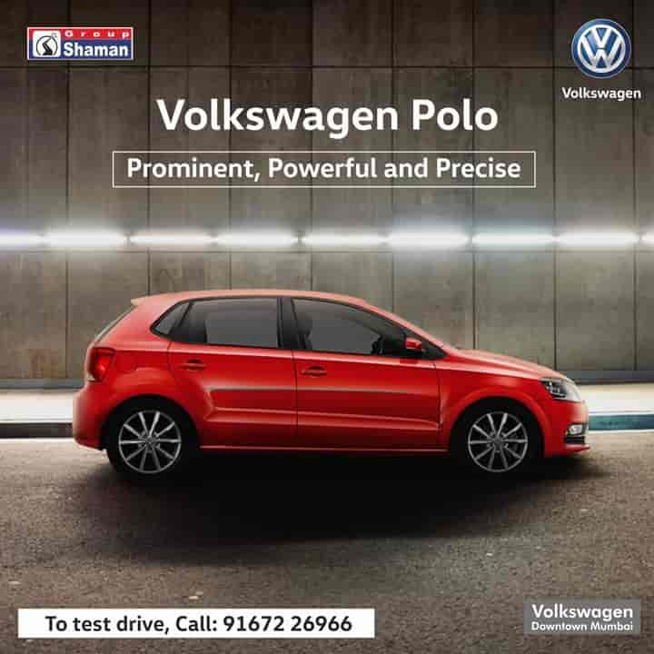 Volkswagen Downtown Mumbai (showroom), Prabhadevi - Car Dealers in