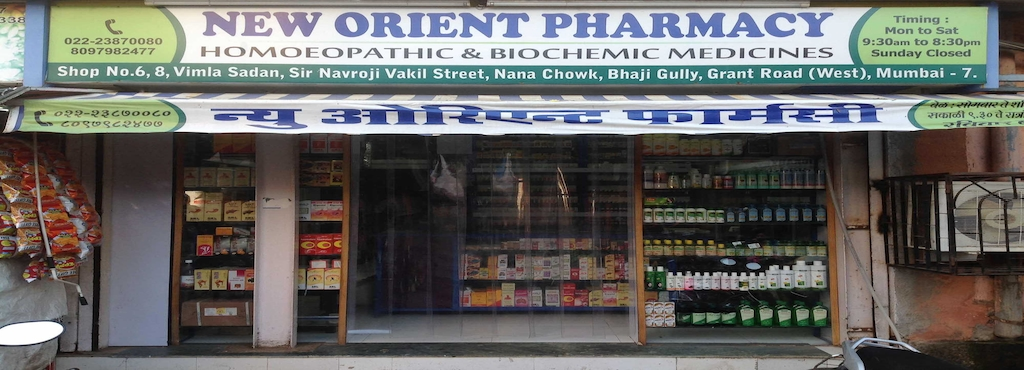 d7e0e8c3c New Orient Pharmacy - Homeopathic Medicine Retailers - Book Appointment  Online - Homeopathic Medicine Retailers in Grant Road