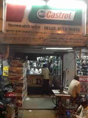 Deluxe Auto Parts >> Deluxe Auto Parts Oshiwara Motorcycle Part Dealers In