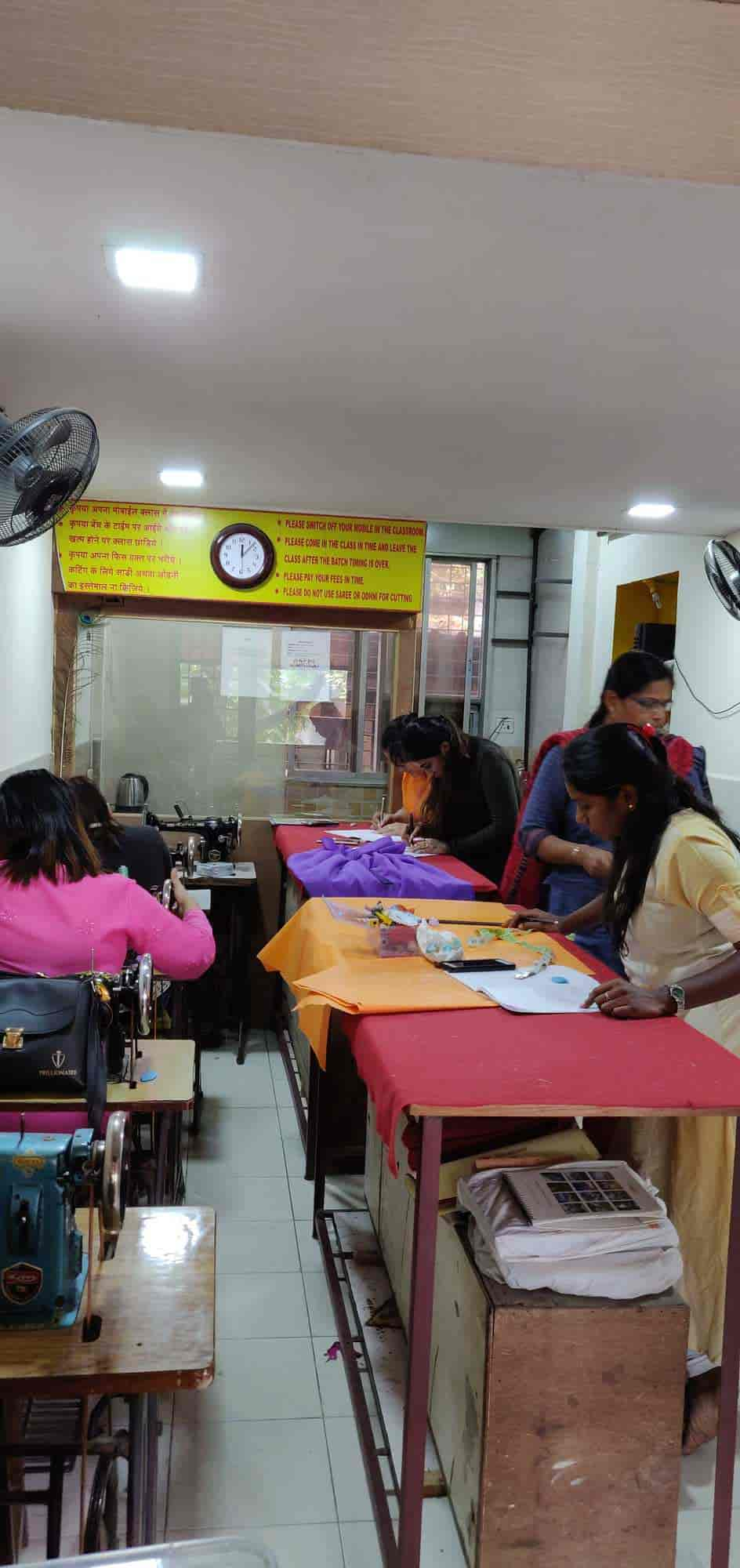Keny Fashion Institute Kandivali West Tailoring Classes In Mumbai Justdial