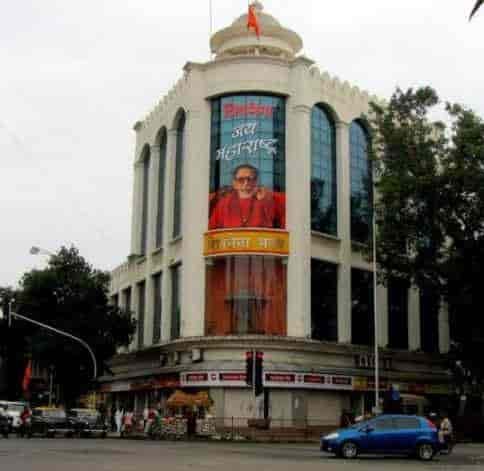 Image result for shiv sena bhavan