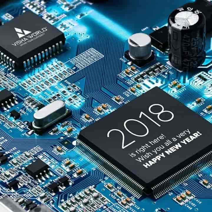 Visha World, Grant Road - Electronic Component Dealers in