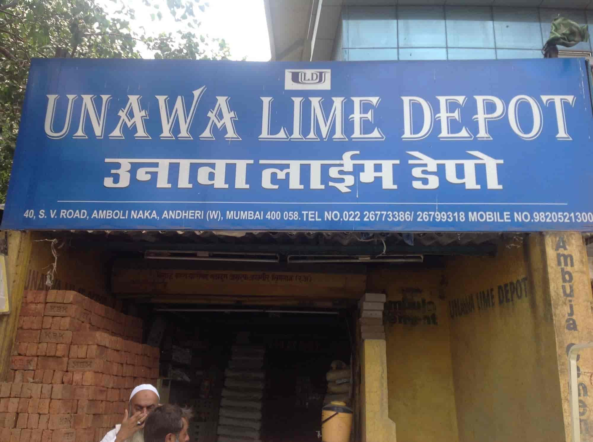 Unawa Lime Depot, Andheri West - Tile Dealers in Mumbai - Justdial