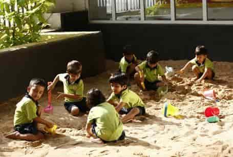 Oberoi International School Photos, Goregaon East, Mumbai
