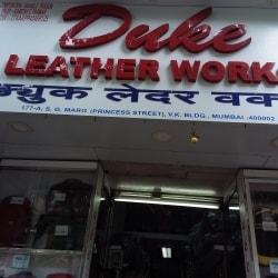 Duke Leather Works, Princess Street - Leather Wallet Dealers in