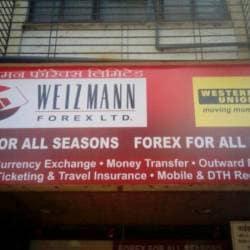 Weizmann forex limited mumbai