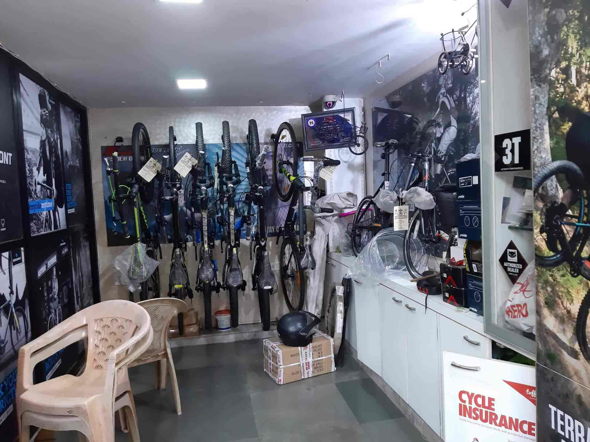 Upadhyay Cycle Mart Photos, Vile Parle East, Mumbai- Pictures