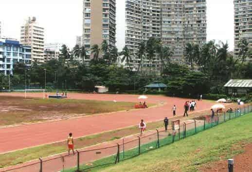 Priyadarshini Park Sports Complex Malabar Hill Priya Darshani