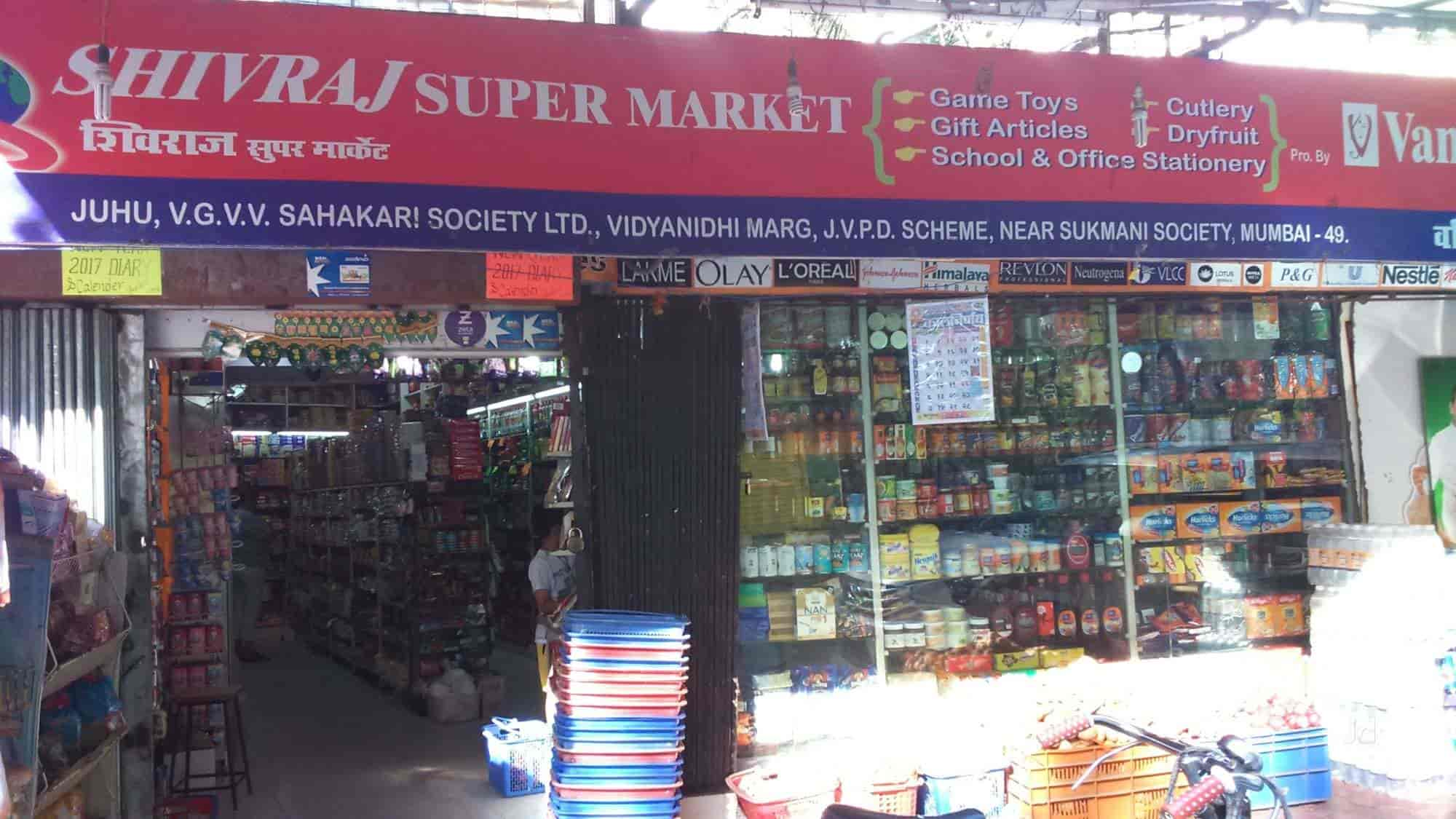 Shivraj Super Market, Juhu - Supermarkets in Mumbai - Justdial
