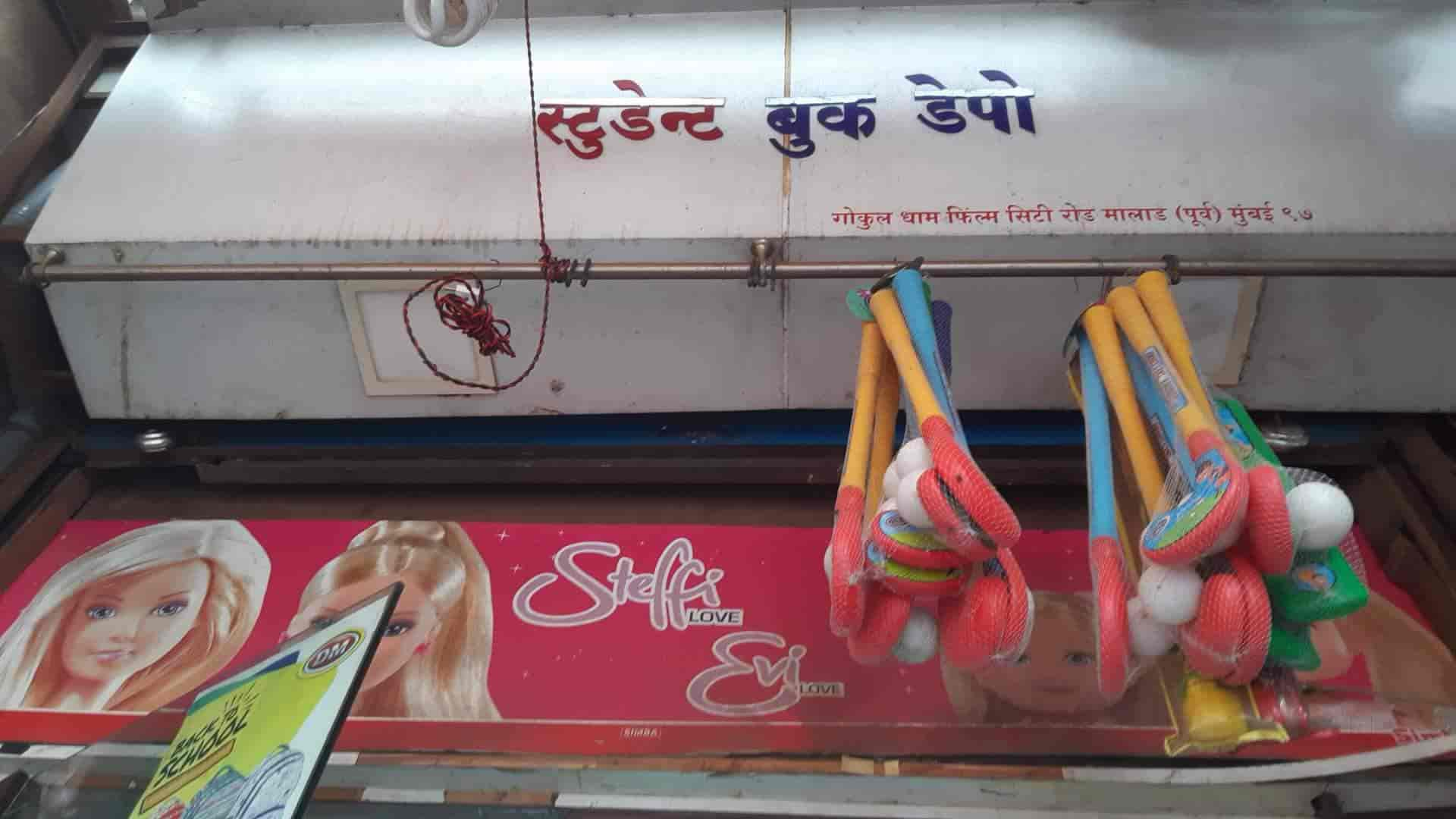Student Book Depot, Malad East - Stationery Shops in Mumbai