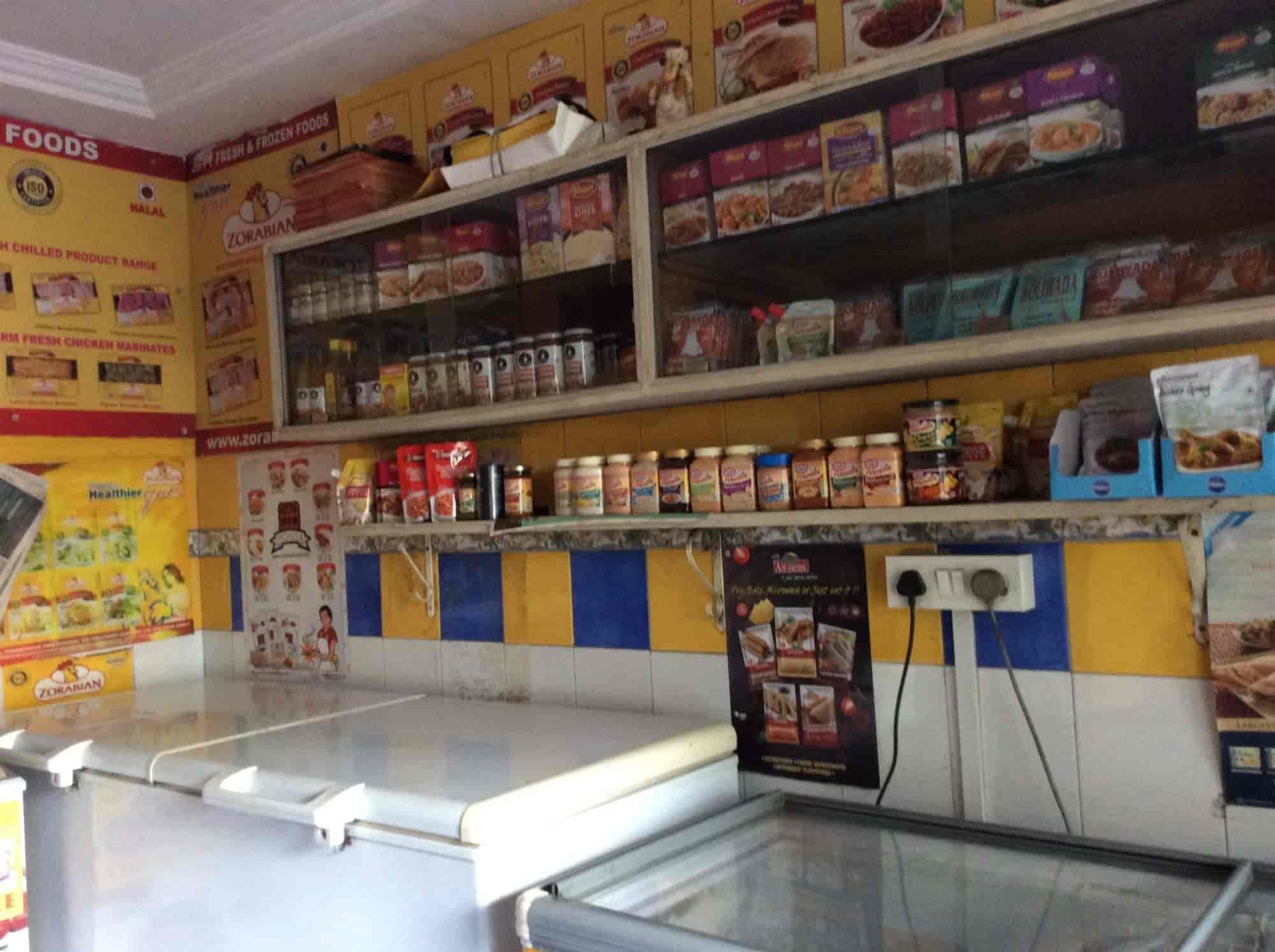 Jiffy Fresh & Frozen Foods, Bandra East - Chicken Retailers