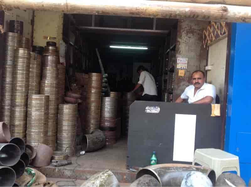 Sundeshwar Pipe Fittings, Girgaon - Steel Manufacturers in