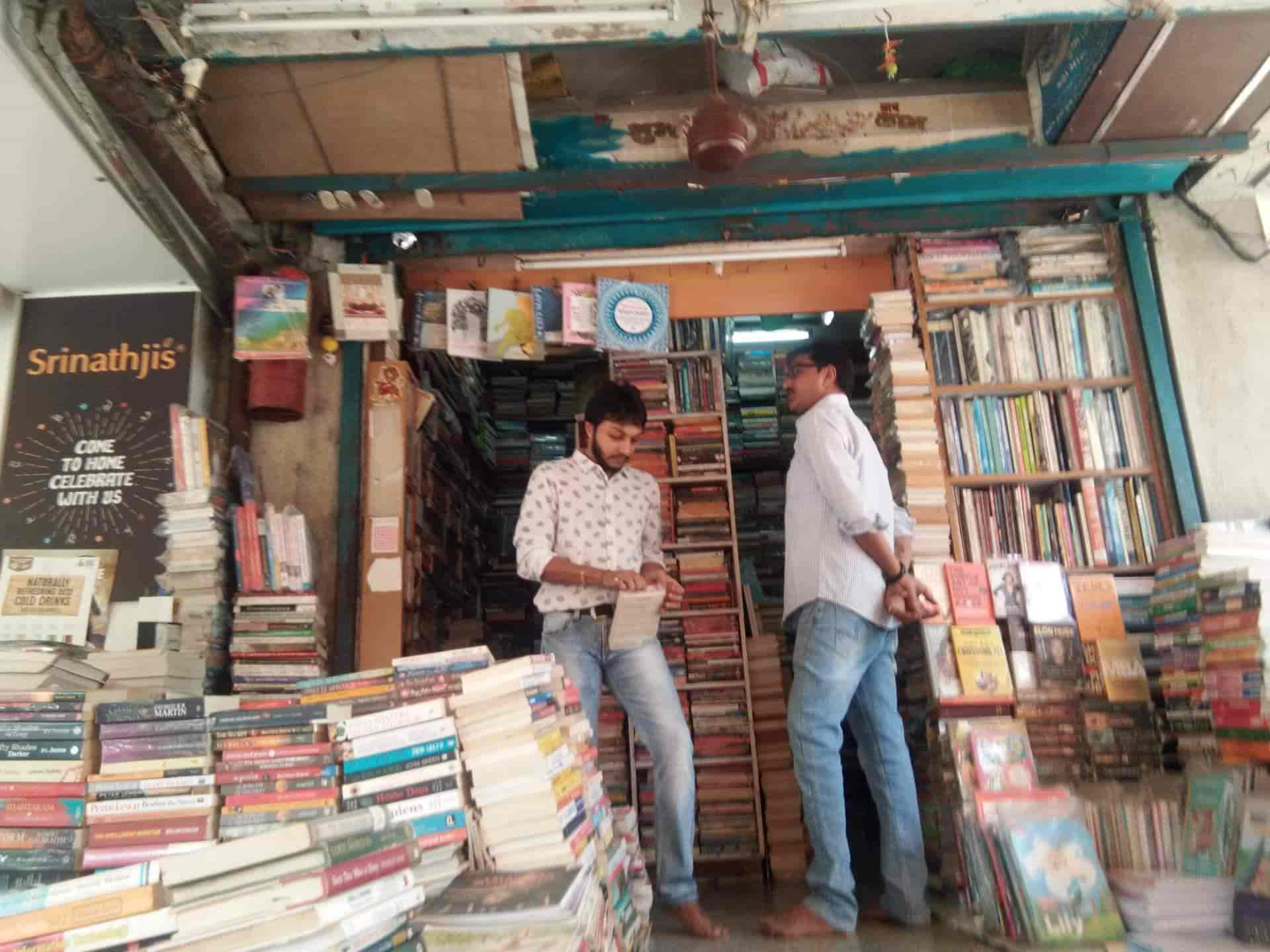 Pethani Book Centre, Vile Parle West - Book Shops in Mumbai