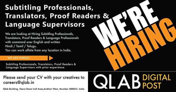 Q Labs, Andheri West - Film Laboratory in Mumbai - Justdial