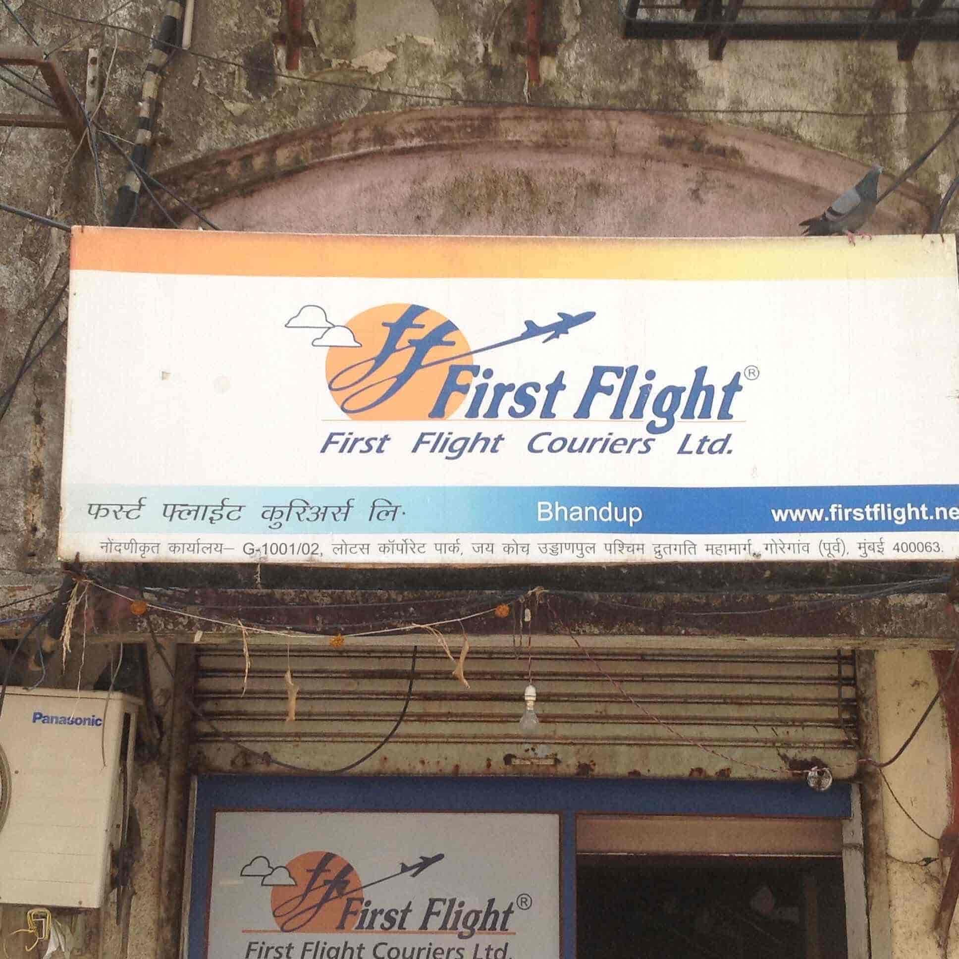First Flight Couriers Ltd, Bhandup West - Courier Services