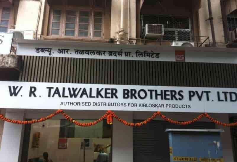 WR Talwalker Brothers Pvt Ltd