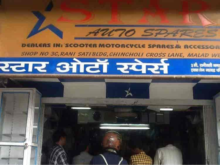 Star Auto Parts >> Star Auto Spares Malad West Automobile Part Dealers In