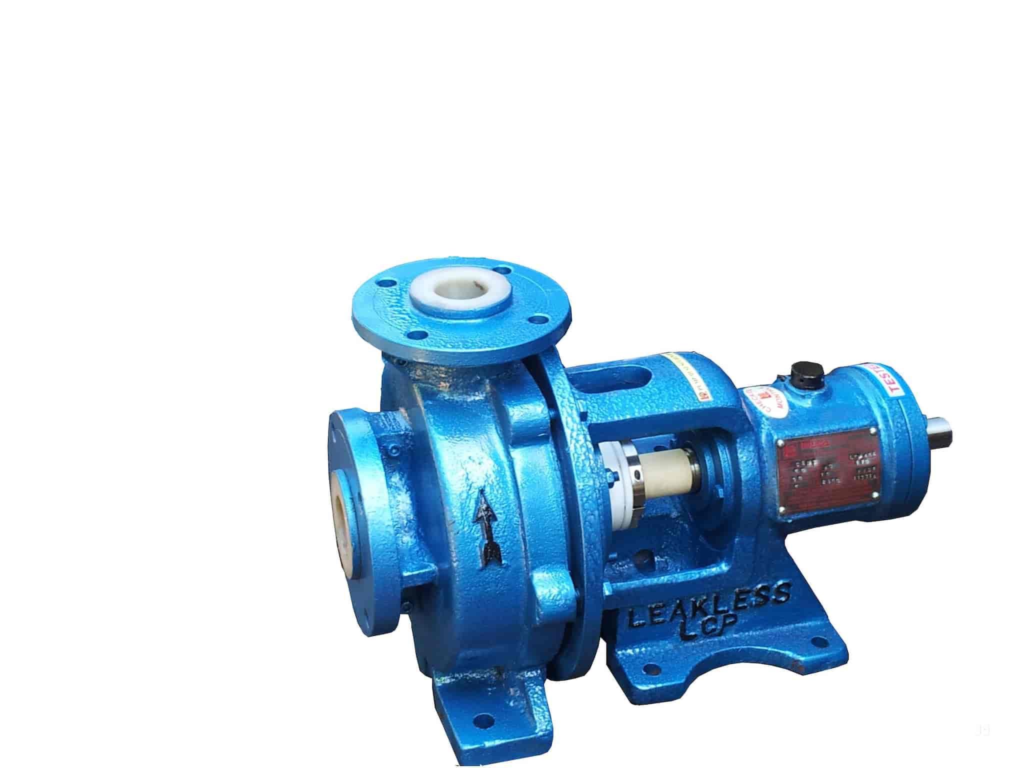 Leakless Pump