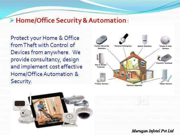 Murugan Infotel Pvt Ltd, Andheri East - Security System