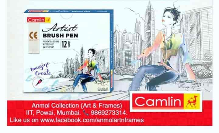 Anmol Collection ( Art & Frames), Powai - Fine Art Material