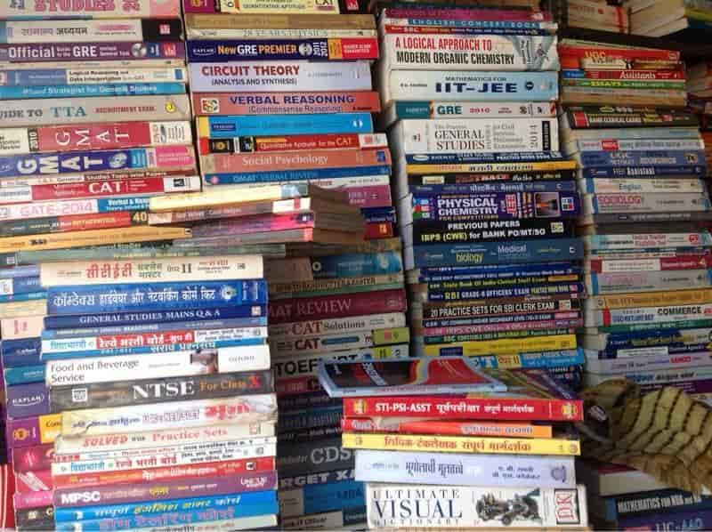 Shree Balaji Book Centre, Chembur East - Book Shops in
