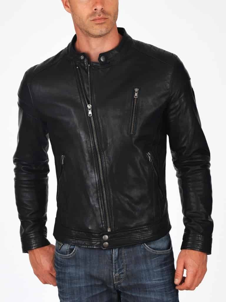 6a23cf384 ... Men Leather Jackets - Sidrah Leather Brands Photos